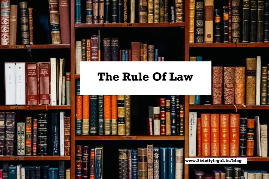 rule of flaw with case laws