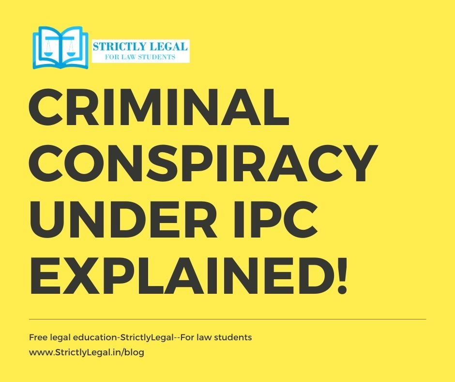 Criminal-Conspiracy-under-ipc-explained