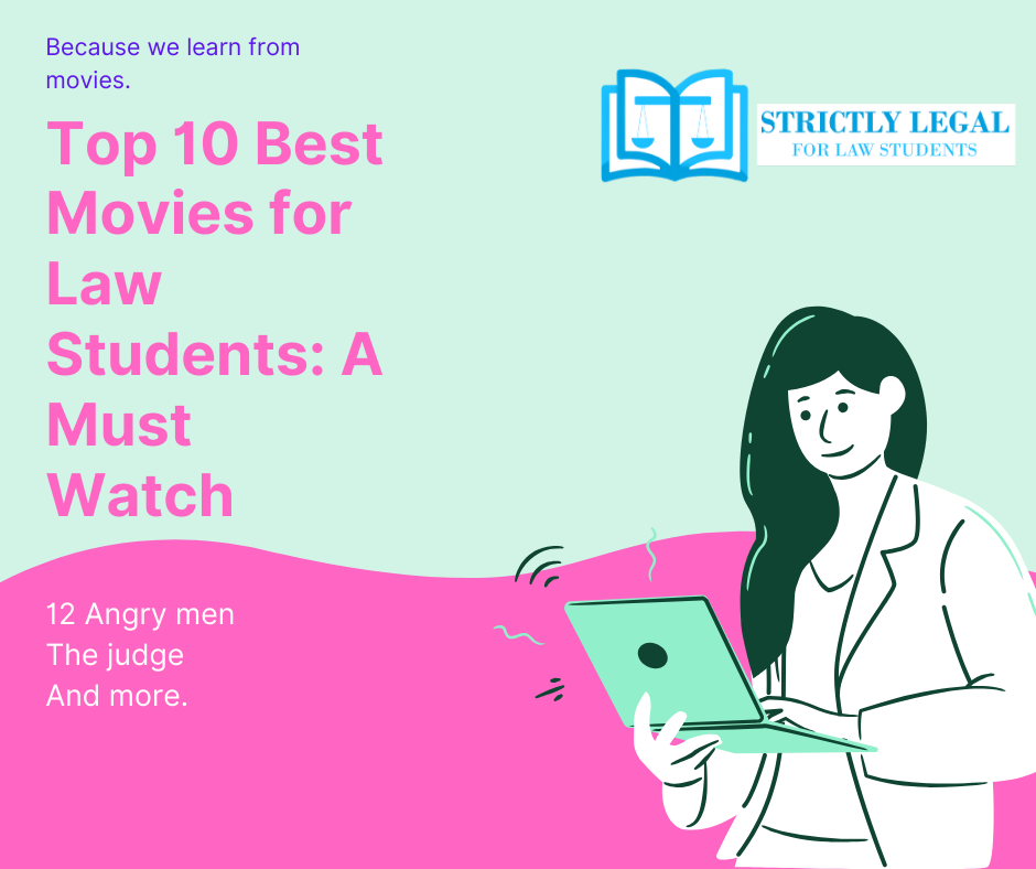 best movies for law students