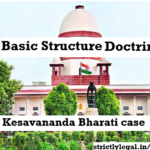 What is the Basic Structure Doctrine?