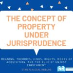 The Concept of Property: Jurisprudence