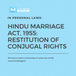 Section 9 of Hindu Marriage Act, 1955