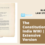 The Constitution of India WIKI | Extensive Version