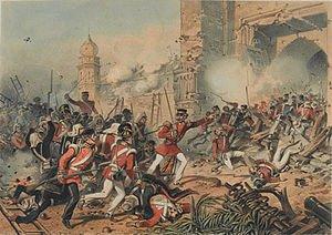 1857 india struggle for independence