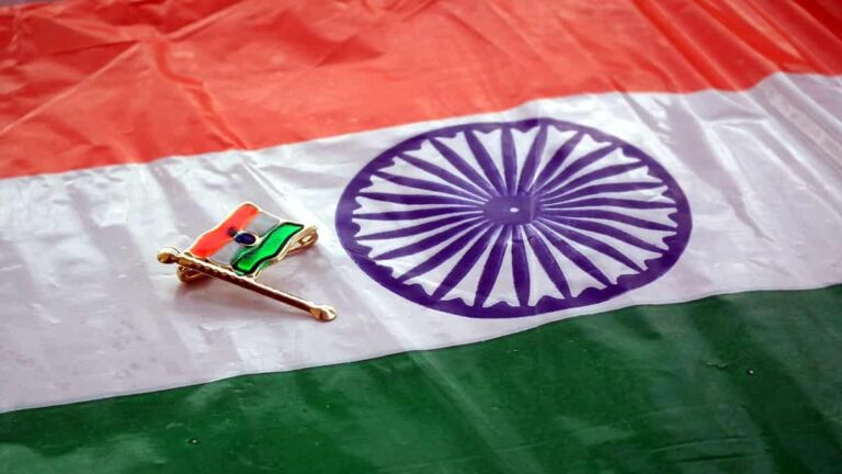 India's new independence