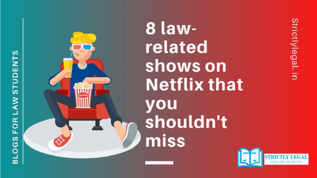law related series on netflix