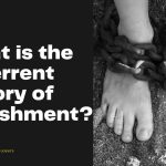 What is the Deterrent Theory of Punishment?