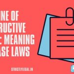 Doctrine of constructive notice: Meaning and case laws