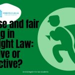 Fair use and fair dealing in Copyright: Effective or ineffective?