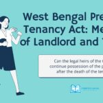West Bengal Premises Tenancy Act: Meaning of Landlord and Tenant
