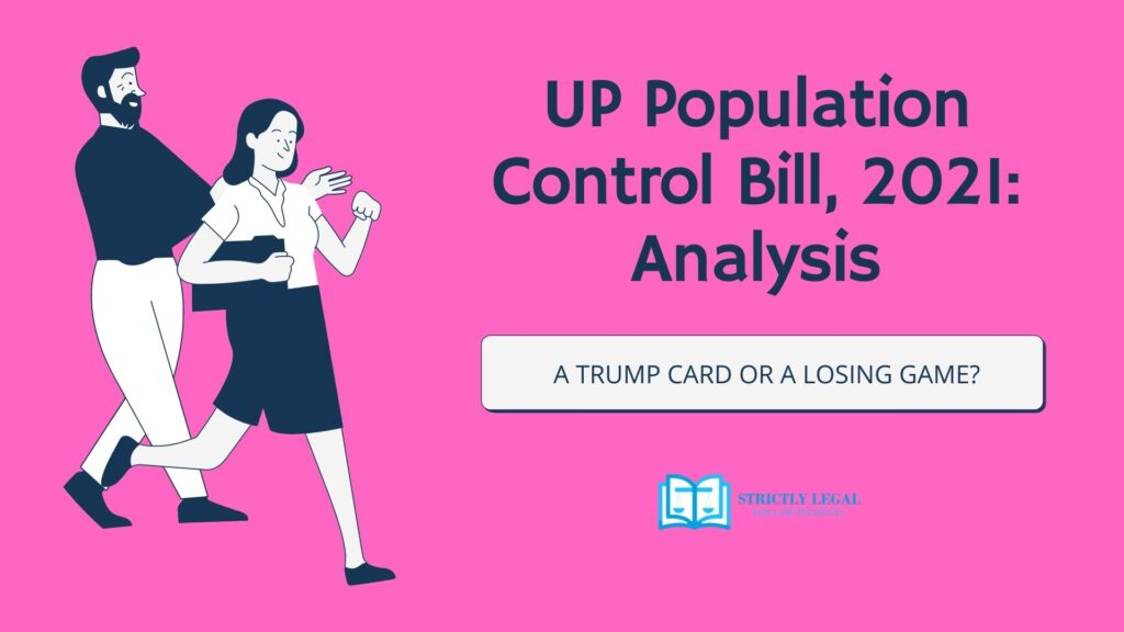 UP Population Control Bill, 2021 Analysis